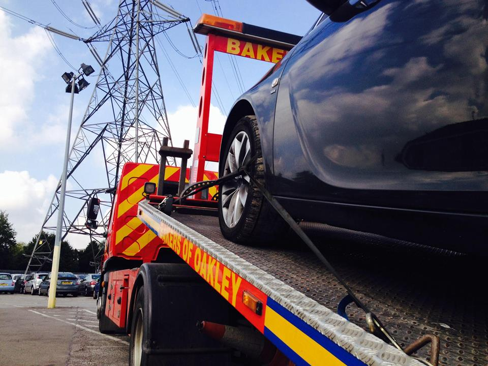 Bakers Recovery Car Transport Breakdown Basingstoke